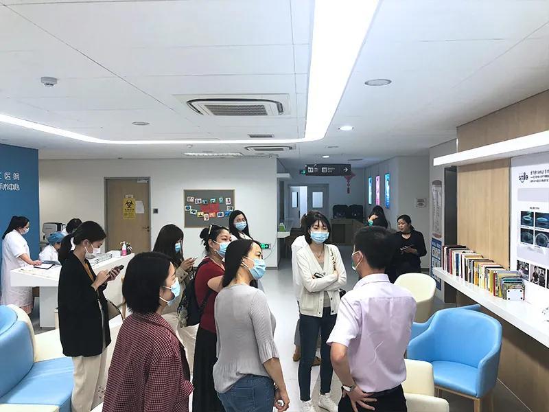 北京熙仁医院:迎中秋庆国庆保险机构答谢会隆重举行